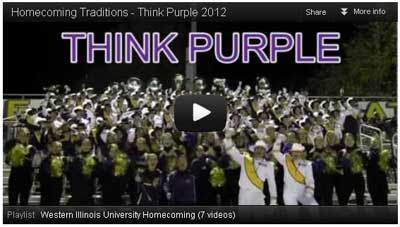 Think Purple!