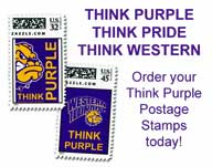 Think Purple Stamps
