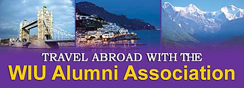 Travel with WIU