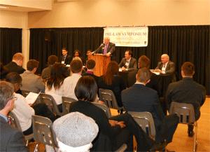 Pre-Law Symposium