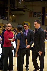 Women's Basketball Staff