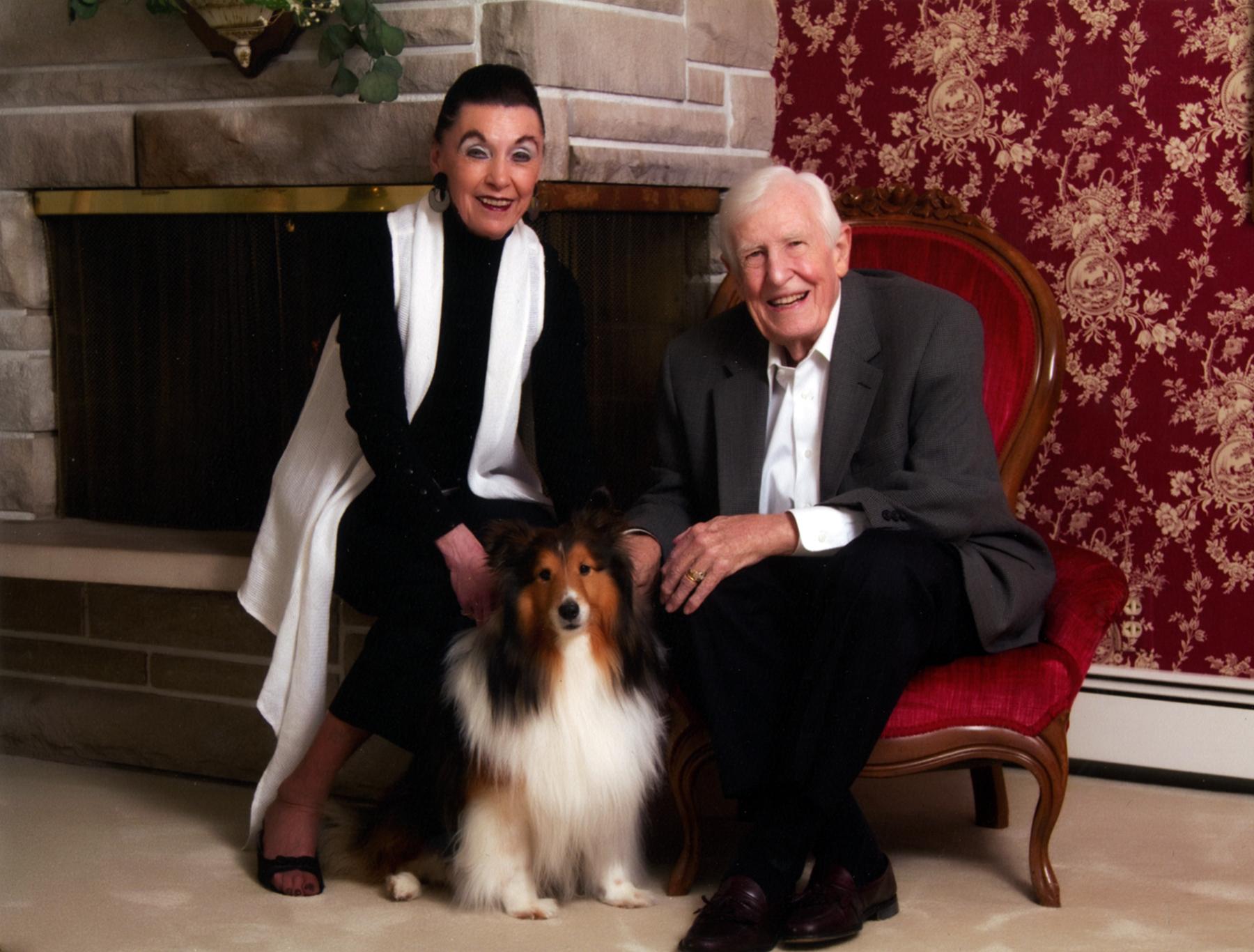 Ken and Lorraine Epperson