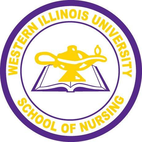 School of Nursing Logo.
