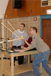 Engineering Physics students