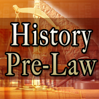 History Pre-Law Program.