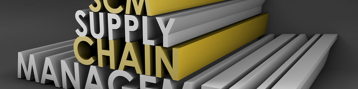 the words supply chain management