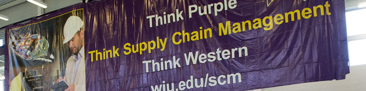 supply chain management banner