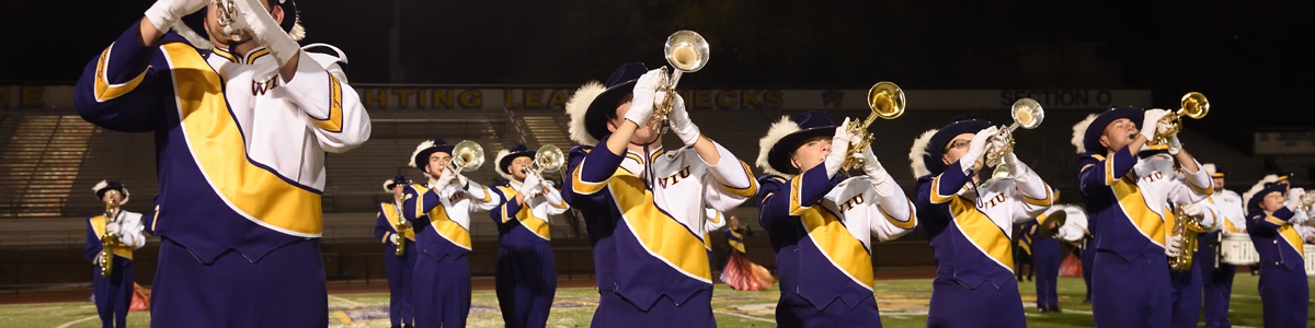 Marching Leathernecks