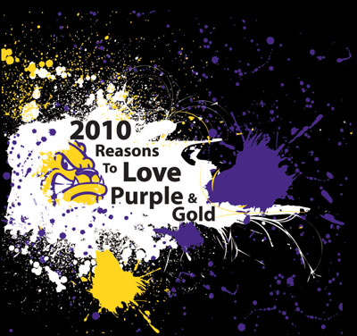2010 Homecoming tshirt logo