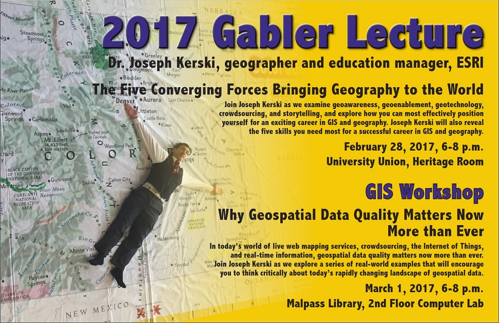 Gabler Lecture poster