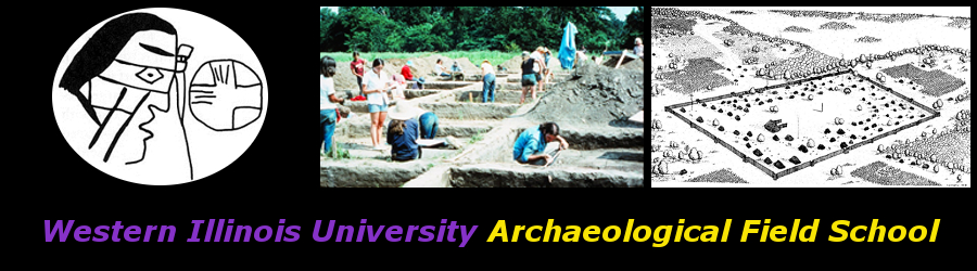 WIU Archaeological Field School