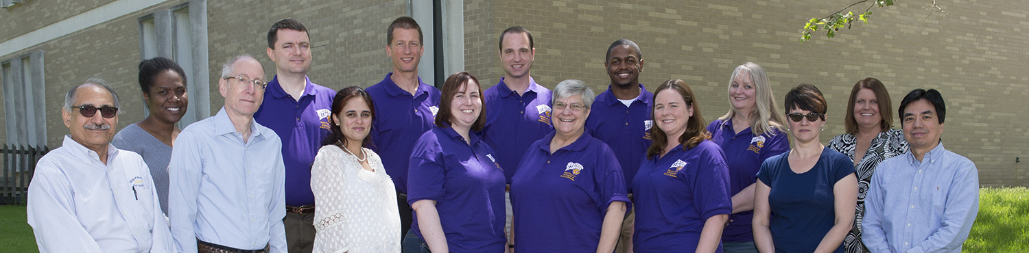 Faculty and Staff group photo