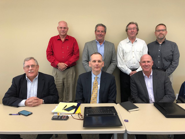 Advisory Board members from October 2018 Meeting