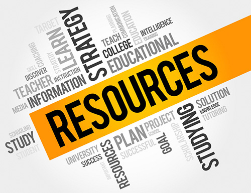 Resources logo