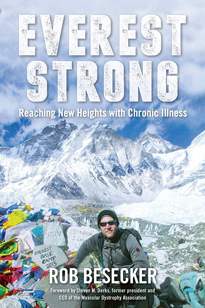 Everest Strong Book Cover