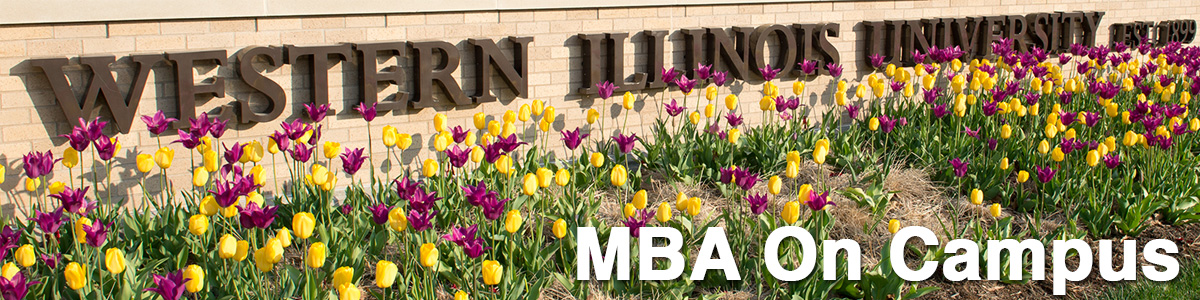 MBA on campus