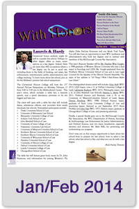 Jan/Feb 2013 Newsletter