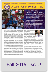 Fall 2015 Honors Newsletter, Issue 2
