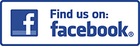 Find us on Facebook banner