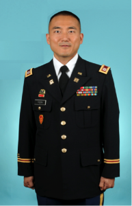 Photo of CPT Harry S. Yoon