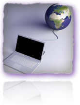 Click on this icon to learn more about Distance Education Programs.