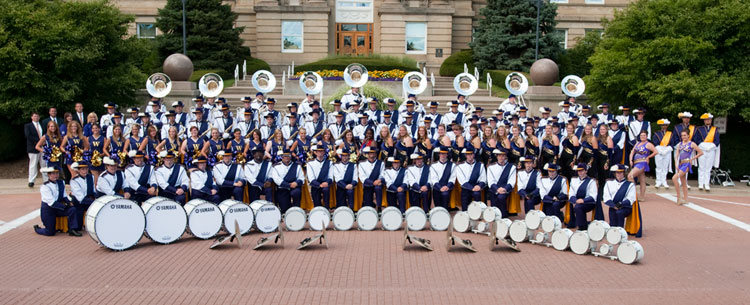 Photo: 2009 Marching Leathernecks