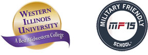 Western Illinois University, a Best Midwestern College, 2015 Military Friendly School, and member of the Council of Graduate Schools