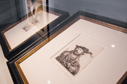 ''Prints and Drawings from the Permanent Collection'' is currently on display at the WIU Art Gallery.