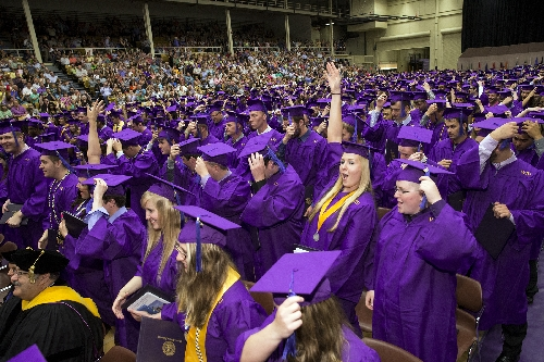 Ceremonies recognizing the academic and personal accomplishments of Western Illinois University students and alumni will be held Friday-Saturday, May 13-14 in Macomb and Sunday, May 15 in the Quad Cities during Western Illinois' 2016 Spring Commencement Weekend.