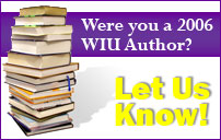 WIU Authors 2006 Image