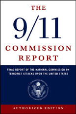 book cover of The 9/11 Commission Report