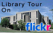 New library photo tour on Flickr!