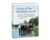 A photo of the book: Voices of the Hennepin Canal