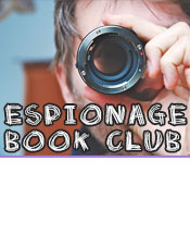 The Malpass Library's Espionage Book Club is entering its third summer starting 06/04/2013.