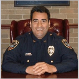 Victor Moreno, 2004; Chief of Police, East Moline, Illinois