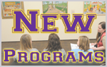New Programs at WIU-QC