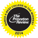 The Princeton Review: Named 2014 Best College in the Midwest