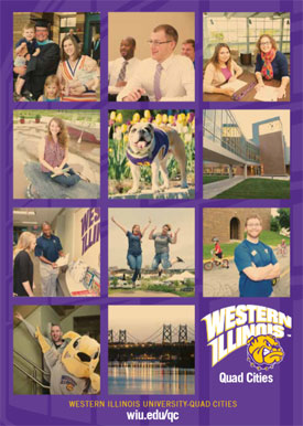 WIU-Quad Cities Look Book