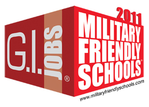 WIU is a Military Friendly School