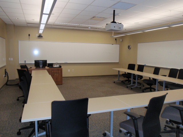 Western Illinois University Riverfront - Room 239