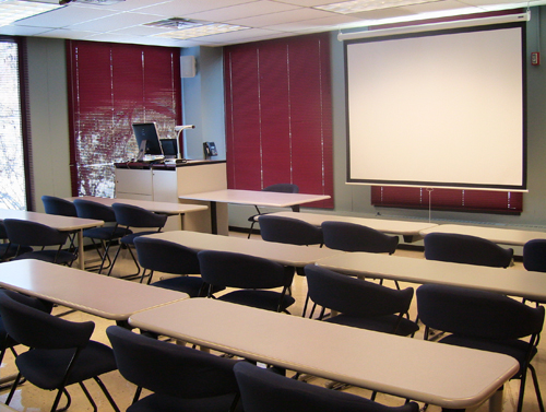 Western Illinois University Quad Cities - room 102C