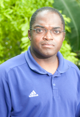 Curtis Williams, Associate Director of Academic and Student Services