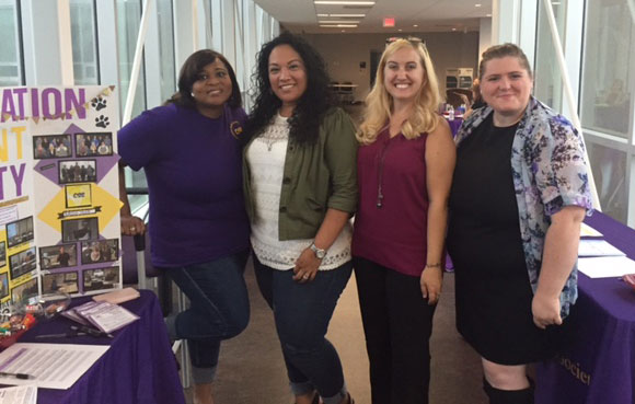 Communication Student Society at WIU-Quad Cities