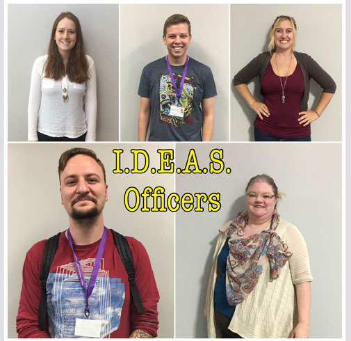 IDEAS officers