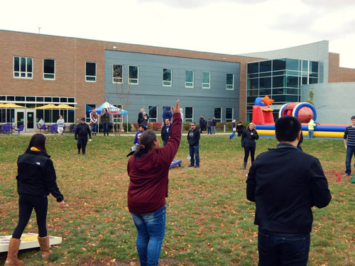 SGA/SRA Homecoming Celebration, Fall 2014