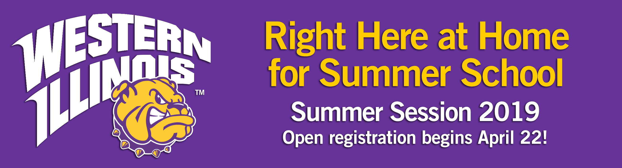 Western Illinois University - Quad Cities Summer Session
