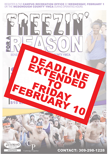 Freezin' For A Reason One-Mile Race Feb. 18, 2017