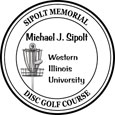 Sipolt Memorial Disc Golf Course Logo