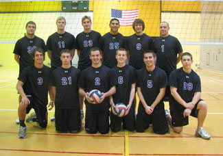 Mens Club Volleyball