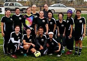 Womens Club Soccer